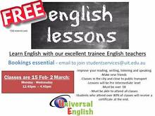 Free English Classes with trainee teachers Melbourne CBD Melbourne City Preview
