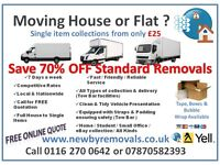 Free..Simple Easy Local House Removals Online Quote (Cheap Man and Van hire Courier)