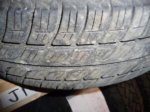 4 pneus d'été 155/80/13 Toyo 800 Ultra, 60% d'usure, mesure 6/32.