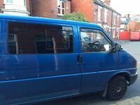 Volkswagen Transporter T4 2.5litre tdi Van