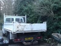 Ldv tipper open back used daily good workhouse