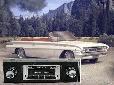 NEW USA-630 II* 300 watt 62-63 Skylark AM FM Stereo Radio iPod, USB, Aux inputs