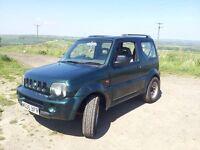 2000 Suzuki jimmy 1.3 4x4