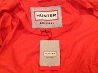 Hunter water resistant ladies jacket - size small - brand new