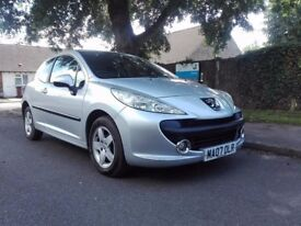 2007 Peugeot 207 1.4 16v Sport Leather interior!!! New Timing belt + water pump!!! New MOT!!!