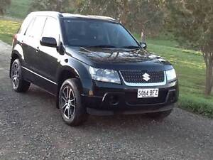 Suzuki Grand Vitara Eden Valley Barossa Area Preview