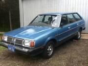 1979 Subaru GL5 1600 FWD wagon Willunga South Morphett Vale Area Preview