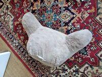 * Reading Cushion. 90cm long x 40 cm deep