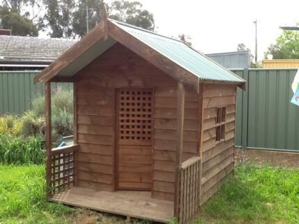 Kids cubby house- reduced in price from $700 to $600- BARGAIN ... Echuca Campaspe Area Preview