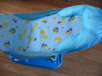 Summer Infant Deluxe Baby Bather Seat