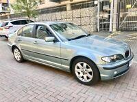 2003 bmw 320 I se automatic 2.2 petrol long mot 170 bhp