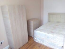 £120pw &£110pw 2xDouble rooms available for single use only in Edmonton