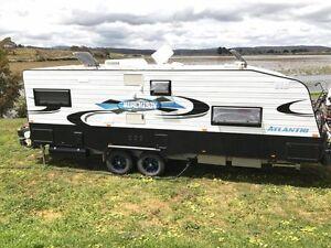 Caravan 24.6 Atlantic Murchison Longford Northern Midlands Preview