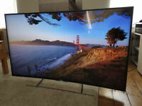 Sony Curved LED 4K Ultra HD 55 inch Smart Tv (Android)