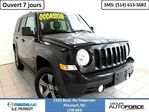 2015 Jeep Patriot High Altitude 4X4 CUIR TOIT
