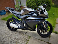 Yamaha yzf r125 (2014) must go today ! No offers