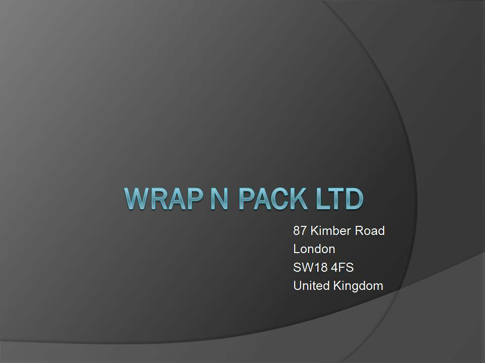 wrap-n-pack-ltd