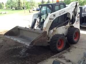 BOBCAT SERVICES LANDSCAPING -CLEAN UP RESIDENTIAL & COMMERCIAL