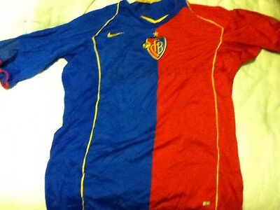 Basel (switzerland) Football Shirt