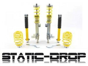 FIAT-500-07-FK-AK-STREET-Suspension-Con-Resorte-Helicoidal-Kit-Todo-Motores