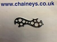 Basic Emergency Cycle Spanner, Suits 11 Sizes Of Nuts And Bolts. - na - ebay.co.uk
