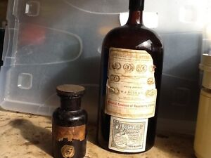 Two old bottles Falcon Mandurah Area Preview