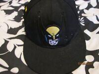 NEW ERA X MEN WOLVERINE CAP FREE SIZE HAVE MORE CAPS FOR SALE