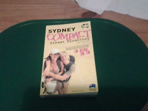 Sydney Compavy Street Directory Cranbourne North Casey Area Preview