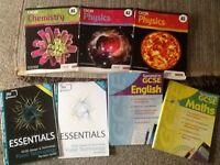 Educational study books