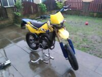 husqvarna ch racing 2009 model bargain!!