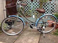 Ladies Dawes Duchess Traditional Style Bike