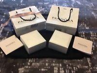 Genuine Empty Pandora Boxes