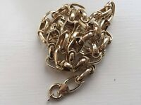GOLD CHAIN 14ct - 29 grams