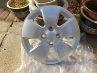 "genuine kia picanto 14"" wheel trim brand new"