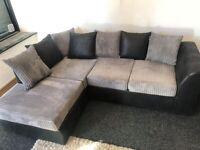HUGE OFFER 49% OFF BYRON JUMBO CORD😍CORNER OR 3+2 SEATER SOFA SET AVAILABLE😍IN STOCK