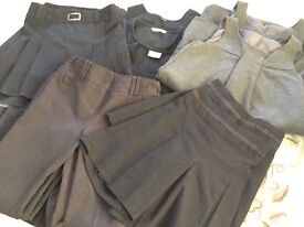 20 school uniform items! Shirts, skirts, trousers, pinafores and culottes