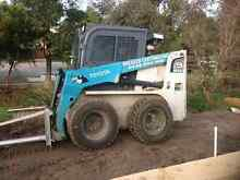 Bobcat and truck hire - Limestone walls. Call for free quote Rockingham Rockingham Area Preview