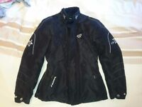 Ixon Nirvana Ladies motorcycle jacket Like New XS 6