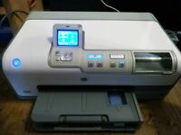Immaculate HP Photosmart D7160 inkjet printer with good toner levels