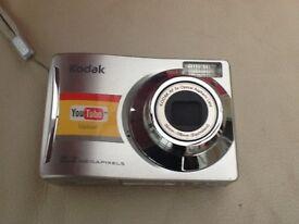 Kodak C 140 digital camera.