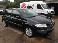 ** NEWTON CARS ** 07 RENAULT MEGANE 1.5 DCI DYNAMIQUE, 5 DR, 81,000 MLS, FSH, MOT JUL 2018, CALL US