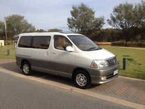 Toyota grand hiace/tarago V6 4wd 86000kms Perth Perth City Area Preview