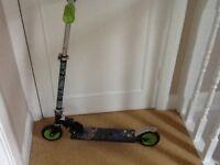 Scooter for children. Ben 10. Second-hand. £5. Sutton, Surrey area.