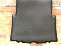 Car Boot liner luggage mat
