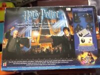 2 Collectable Harry Potter games..very rare