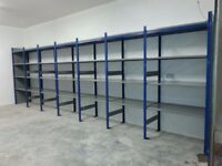 Industrial Heavy Duty Shelving - Great Condition