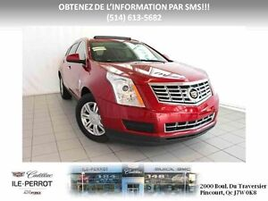 2014 Cadillac SRX AWD, LUXURY, TOIT PANO, OUVERT 7 JOURS