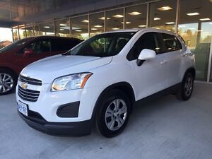2016 Chevy Trax payment take over