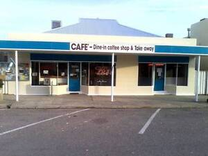 cafe dine in or take away business Lameroo Southern Mallee Preview