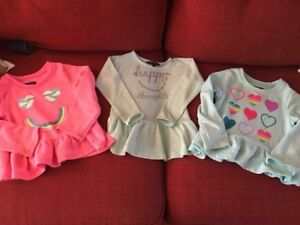 3 for $10 Cozy Toddler Shirts